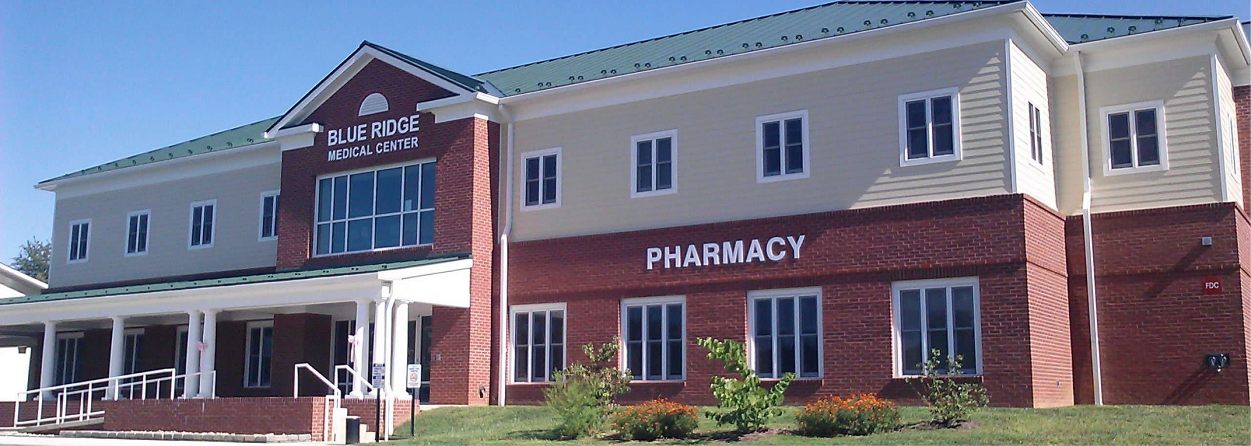 Blue Ridge Medical Center Building